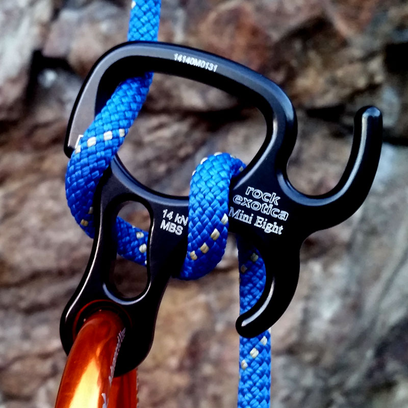 Belay And Rappel Devices Rock Exotica Totem Mini Eight