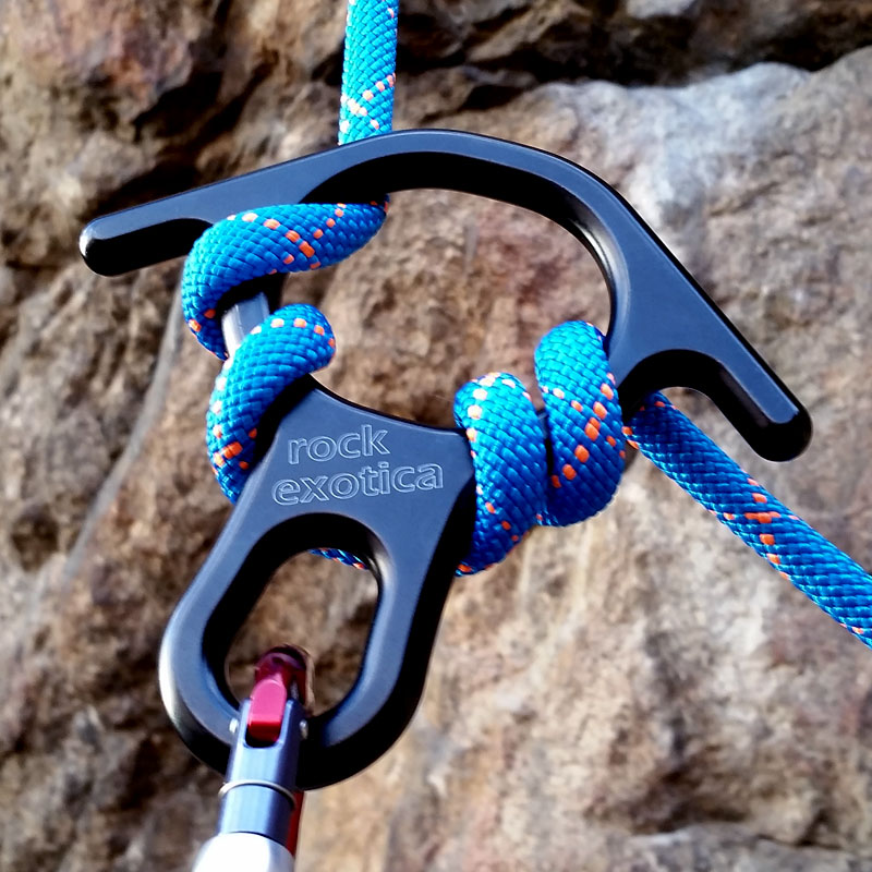 Belay And Rappel Devices